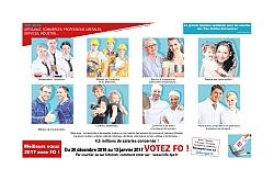 Élections TPE : Vœux FO dans la presse régionale